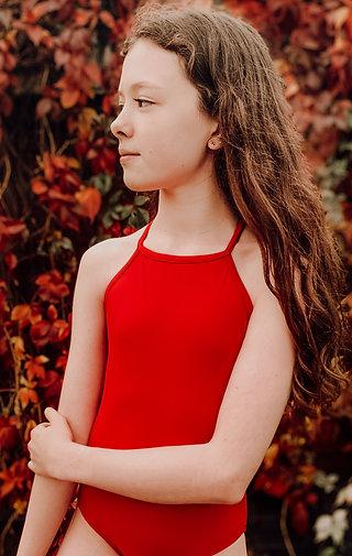 Scarlet Rose Leotard