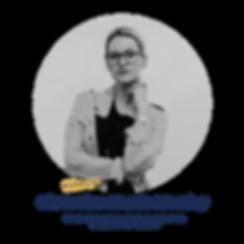 christina karin monley, panelist at the next collective, founder and creative director of christina karin fashion design