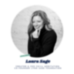Laura Sage, speaker at The Next Collective, creator & ceo chill ch/ll meditation, co-founder of the lynn sage foundation