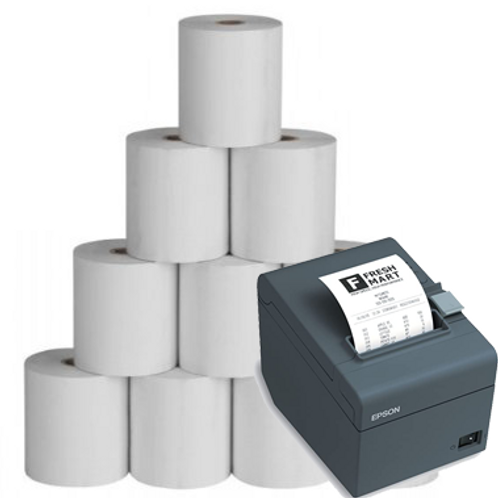 79x45 mtr Paper Roll for Thermal Printer