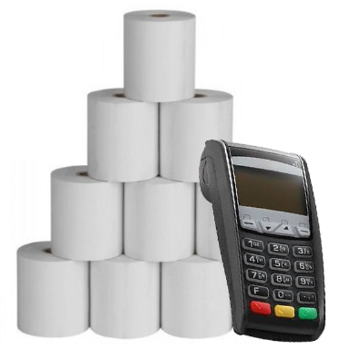 56x10 mtr Thermal Roll for Card Machine