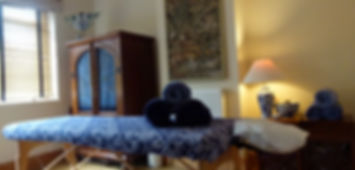 The Bali  Massage Room