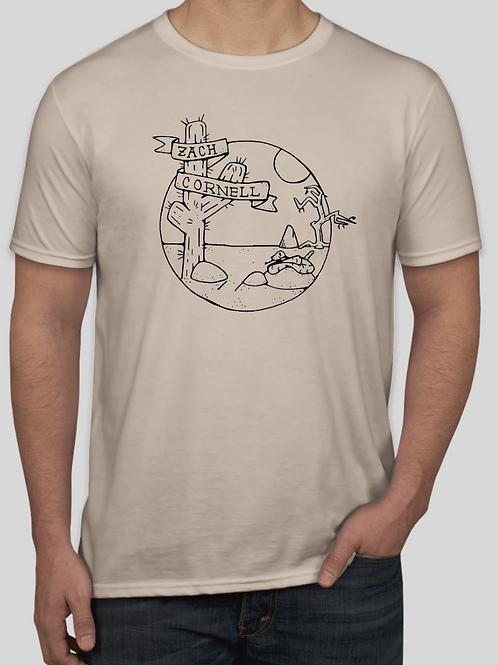 Western Scene T Shirt