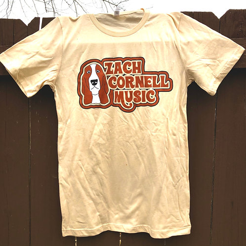 Zach Cornell Music T-Shirt