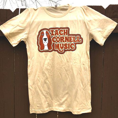 Zach Cornell Music T-Shirt