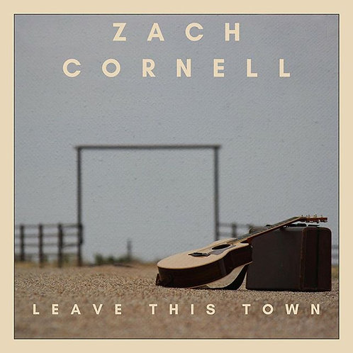 Leave This Town - CD
