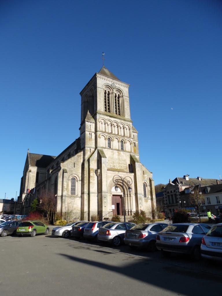 Eglise de Saint-Saëns