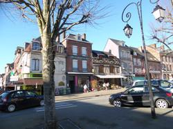 Place de Saint-Saëns