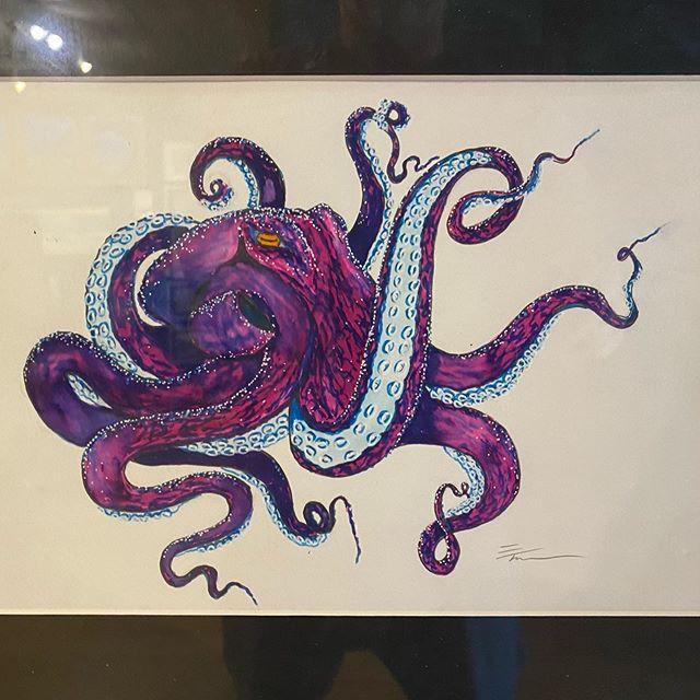 Violet grabber