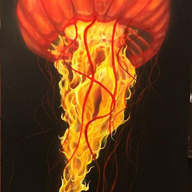 Apocolypse Jellyfish