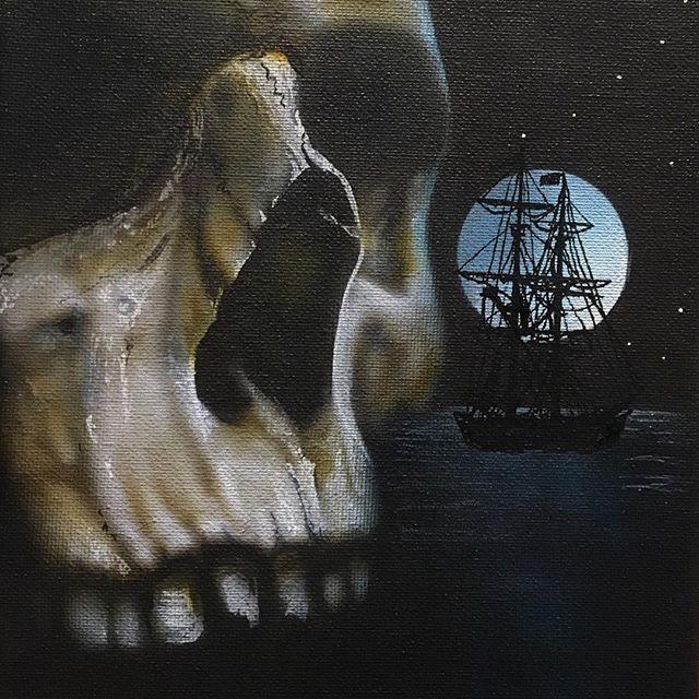 Pirates curse