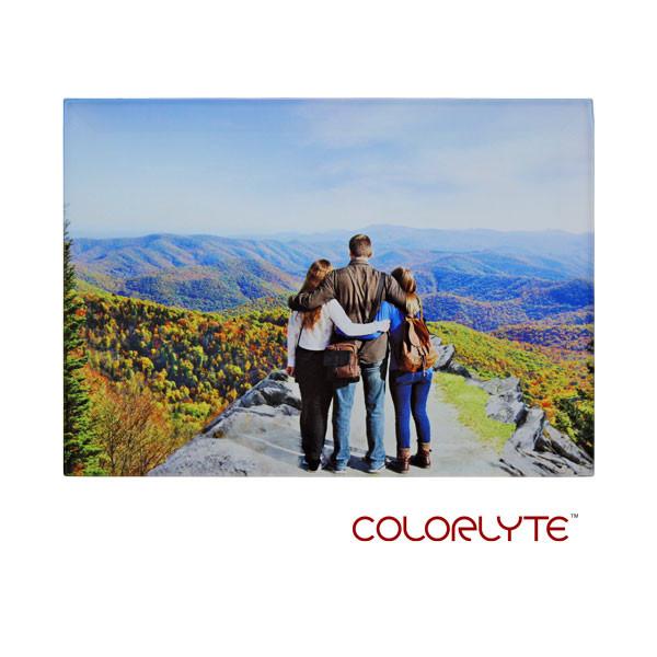 Glass Photo Panels - ColorLyte®