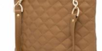 Double Shoulder Strap Bag