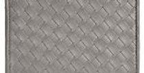 Weaved Leather Wallet By Jafferjees