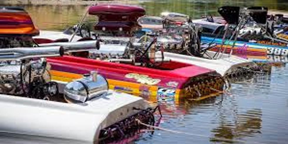 California Performance Jet Boat Regatta 2021
