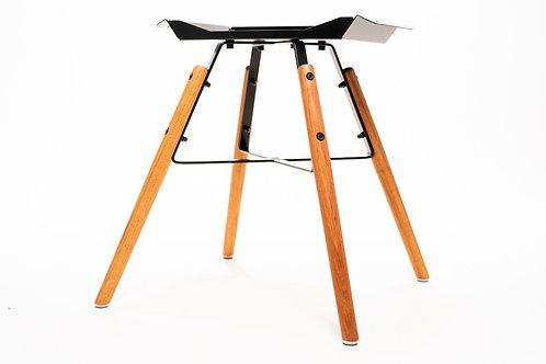 stadichair - montageplatte+ stuhlgestell (für besitzer einer stadionsitzschale)
