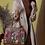 Thumbnail: Brown Leather Handbag Camila