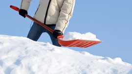 Snow Shovelling Tips to help avoid Injury