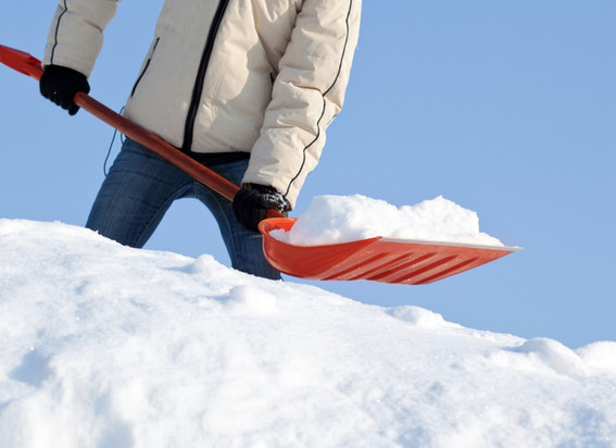 shovelling-snow