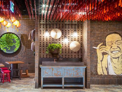 Restaurant Design Featured on Celebrity Apprentice 2021