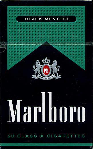 Marlboro Red flavored Marlboro review