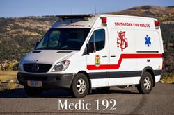 Medic 192