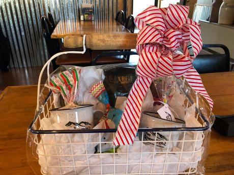 Customized Gift Basket