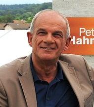 Peter Hahne :TV-Moderator und Bestsellerautor zum Büchlein 'Glücklich sind...'