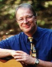 Jürgen Werth Liedermacher und Buchautor zum Büchlein 'Glücklich sind...'