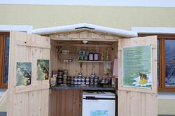 Honig Shop 24h geöffnet