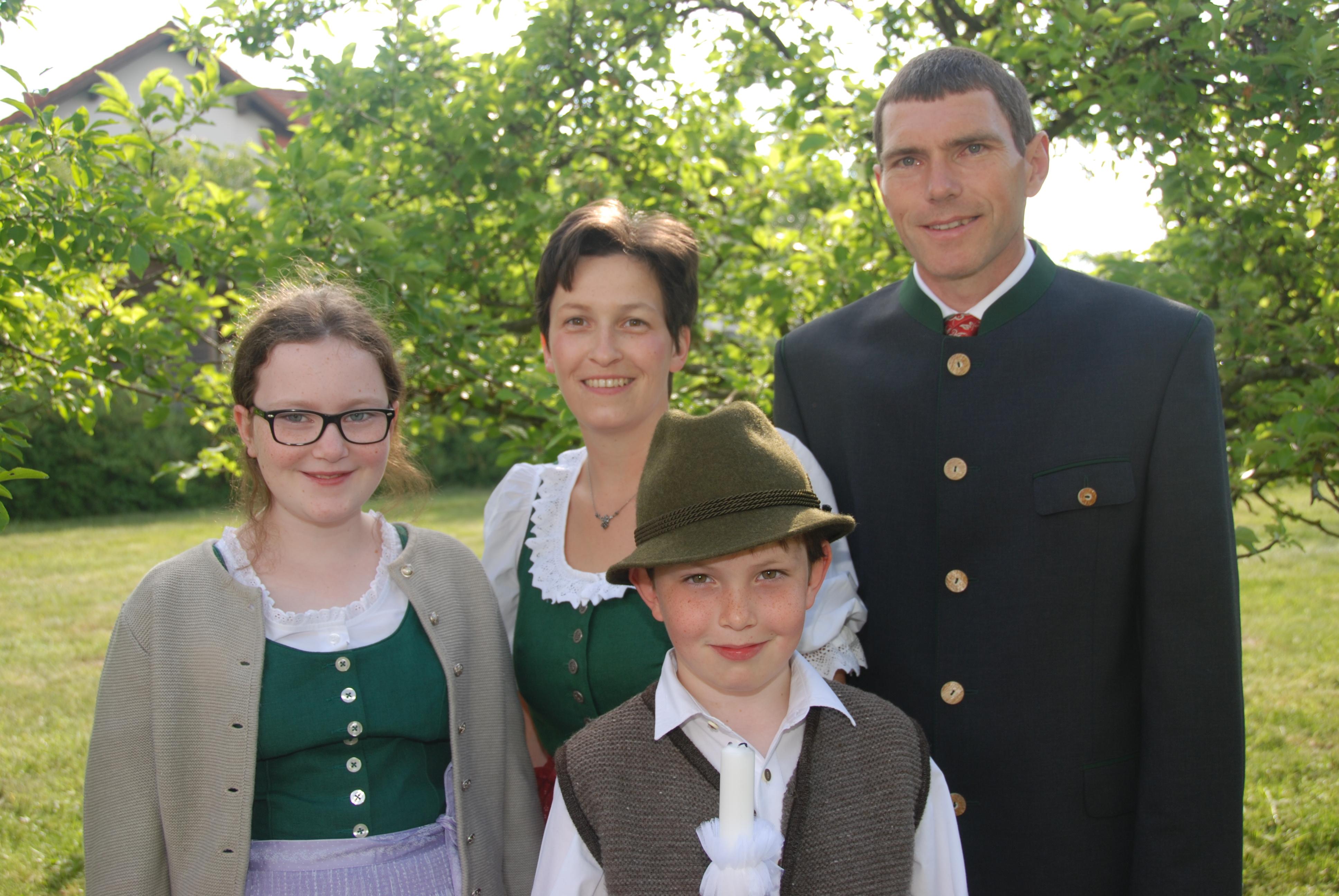 Familie Pilsl