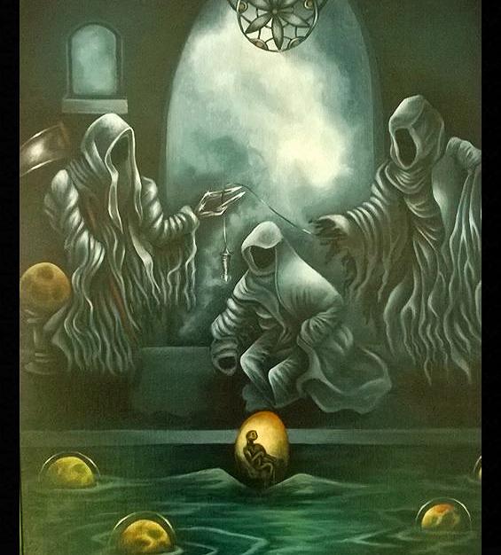 Les moires de la destinée