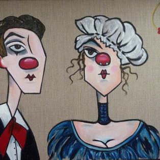 Un amour de clown