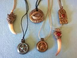 Bijoux en polymère