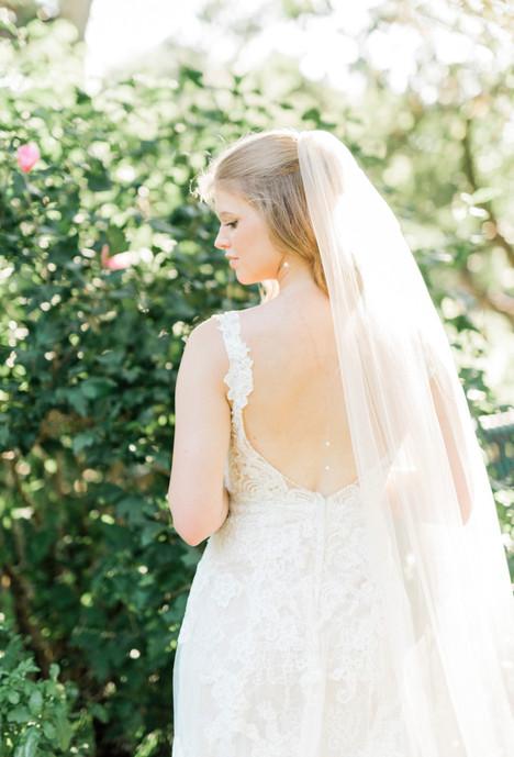 Abby | Bridal Session at Landa Library in San Antonio