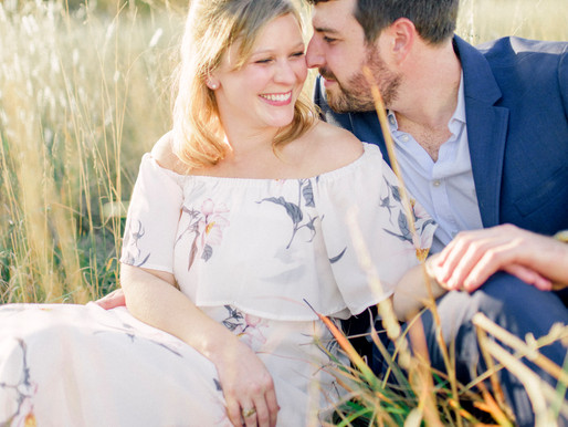 MADISON + JORDAN | AUSTIN ENGAGEMENT SESSION AT MUELLER SOUTHWEST GREENWAY