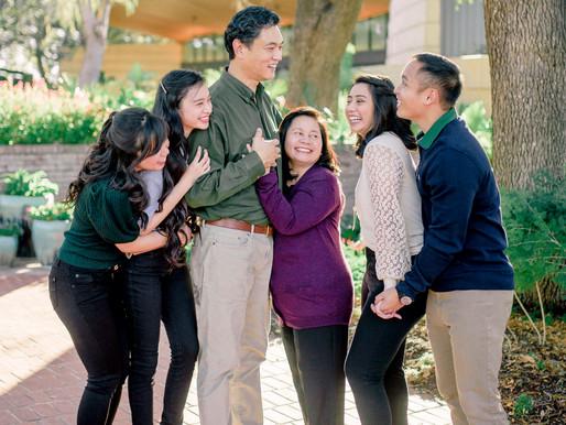 Flores Family   San Antonio Botanical Gardens