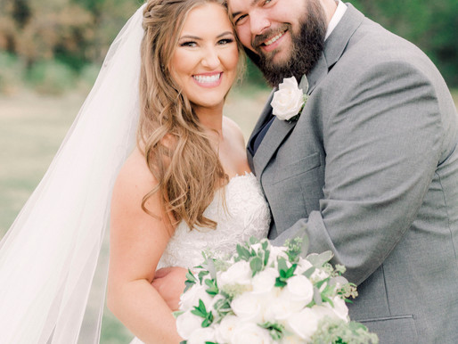 STACY + CODY| WEDDING AT TEXAS OLD TOWN (STONE HALL)