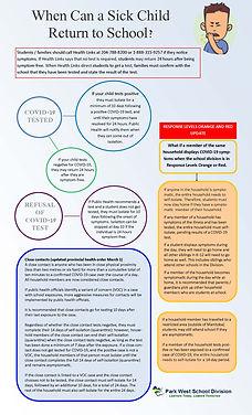 COVID19 flow chart - Response Levels Ora