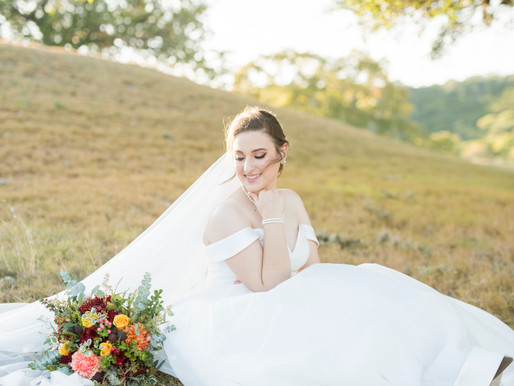 CHELSEA| BRIDAL SESSION AT TAPATIO SPRINGS HILL COUNTRY RESORT