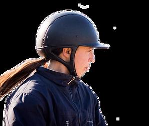 Aina Bover, amazona y entrenadora de CAVA Horse