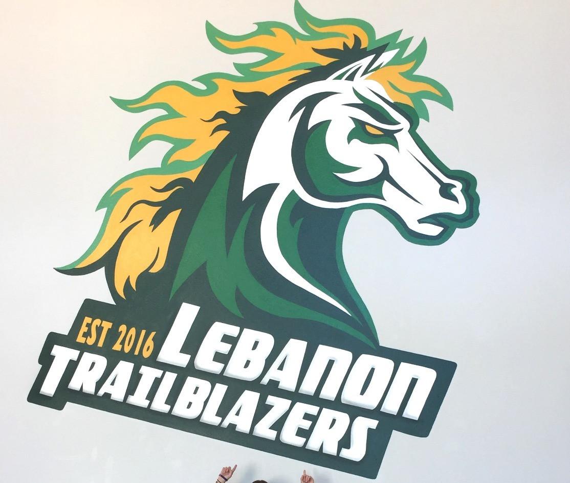 lebanon trail logo