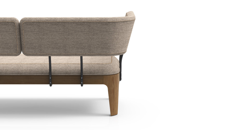 Vincent - Chaise Lounge / Sofa