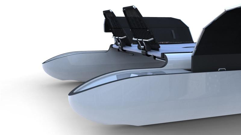 Orca du Soleil - Solar Catamaran