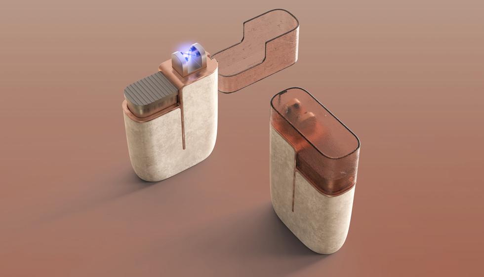 Electric Pocket Lighter