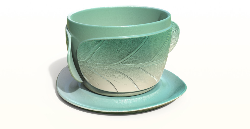 Franz Porcelain - Tea Service