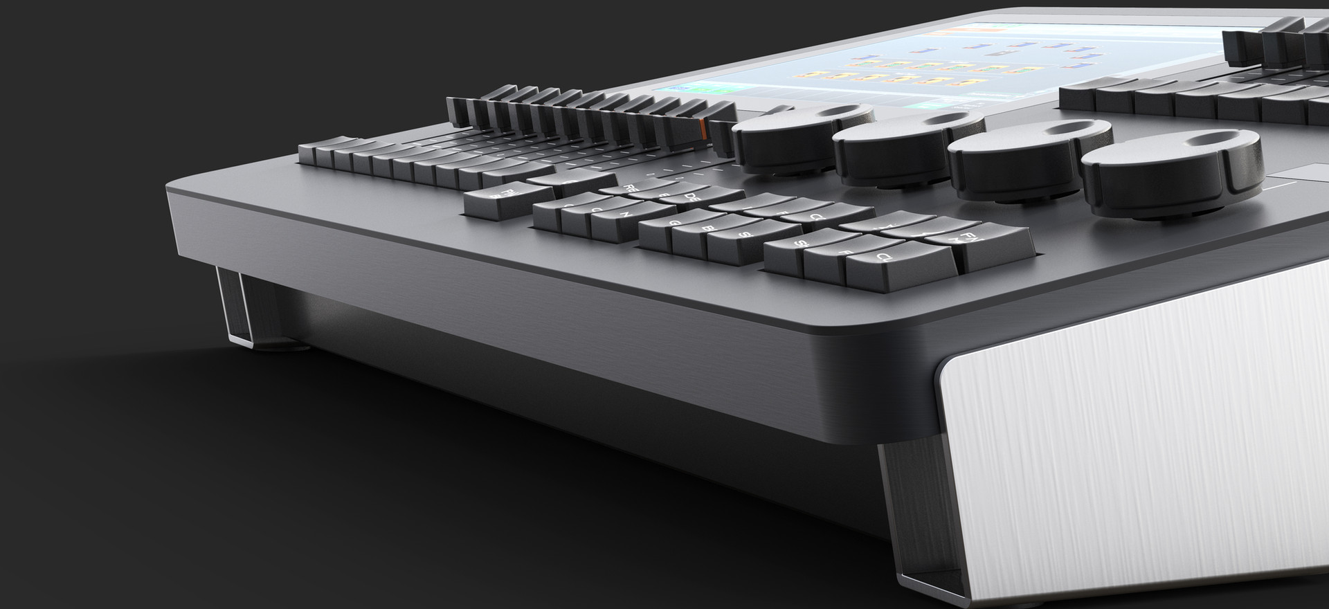Lighting Console - Showtec LAMPY for Highlite International