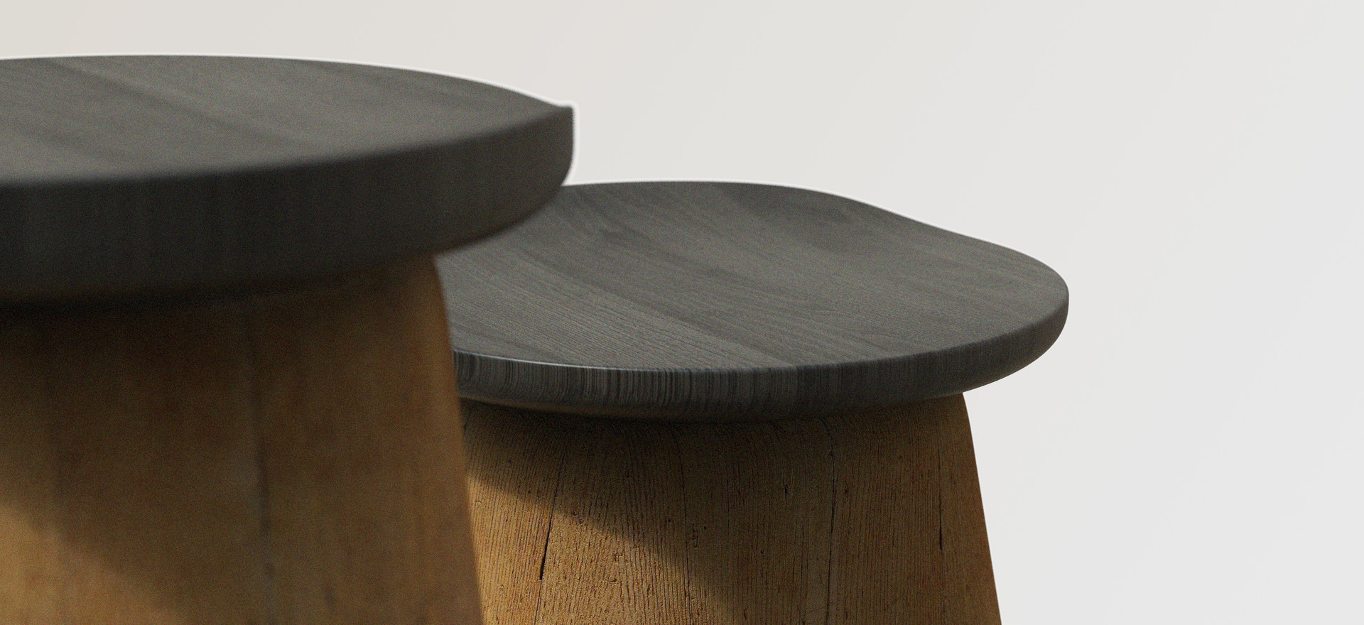 Stool Design - Massif