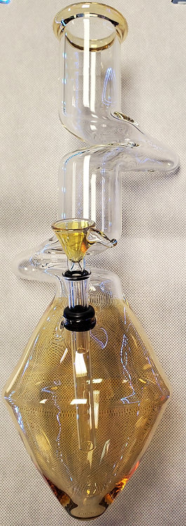 Blown Glass Water Pipe