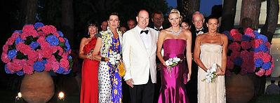 Monaco prestigieuse soirée caritative